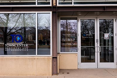 Towncenter Dentistry and Orthodontics outside view